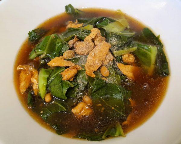 Chicken rad na soup